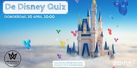 De Disney Quiz | Nijmegen (Wordt verplaatst) tickets