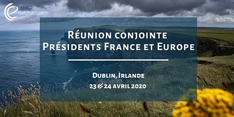 Réunion régionale conjointe : Présidents Europe et France tickets