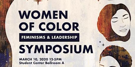 Women of Color Feminisms & Leadership Symposium tickets