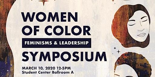 Women of Color Feminisms & Leadership Symposium