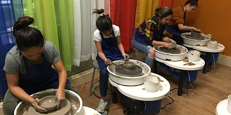 Pottery Wheel Lessons tickets