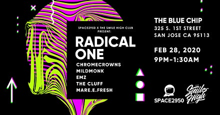 Radical One in San Jose tickets