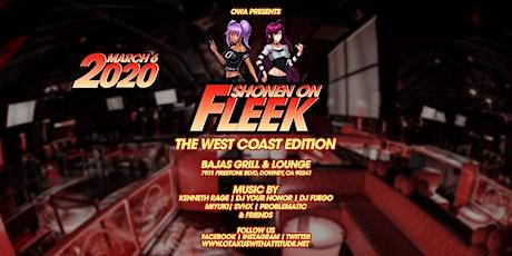 OWA Presents' Shonen on Fleek: West Coast Edition tickets
