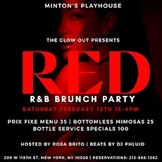 THE GLOW OUT BRUNCH PARTY tickets