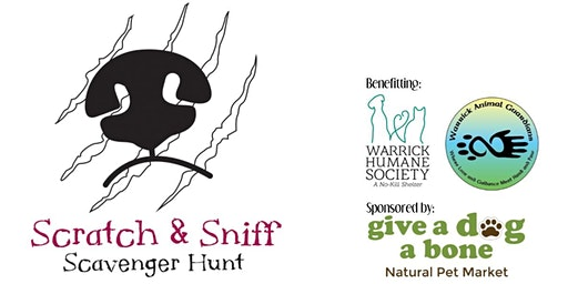 Scratch & Sniff Scavenger Hunt 2020