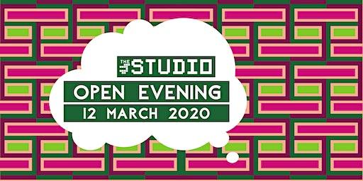 The Studio - KS4 open evening