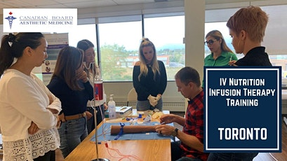 IV Nutrition Infusion Therapy - CBAM tickets