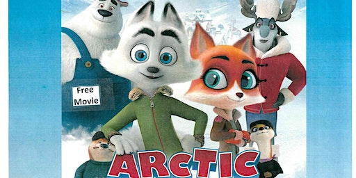 Family Movie Night @ Sapulpa Public Library - Arctic Dogs