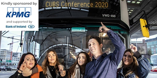 "CUBS Conference 2020 "" Future-proofing business"" Get on board"