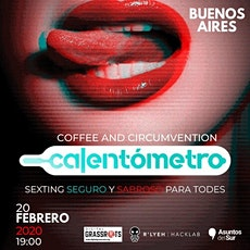 C&C Buenos Aires: Calentómetro, Sexting Seguro y Sabroso para Todxs entradas
