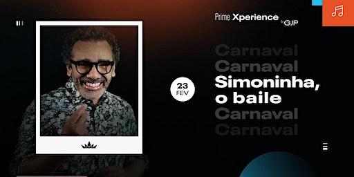 Simoninha, O Baile