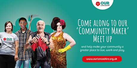 Our Lancashire Community Meet Up (Blackburn) tickets