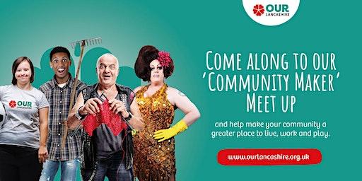 Our Lancashire Community Meet Up (Blackburn)