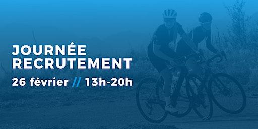 Journée Recrutement - Primeau Vélo Blainville
