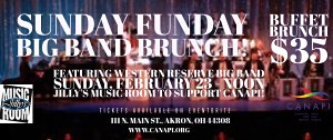 CANAPI & The Western Reserve Big Band Brunch