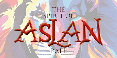 Spirit of Aslan Charity Ball tickets