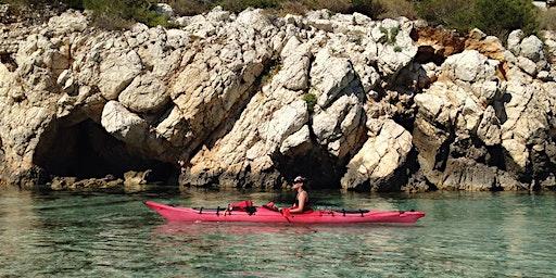 Sortie en kayak à la découverte des richesses naturelles du Cap Canaille