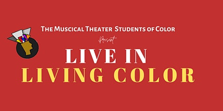 Live In Living Color tickets