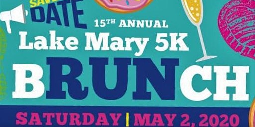 15th Annual Lake Mary 5k bRUNch
