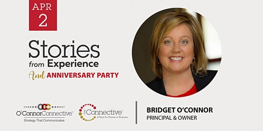 Stores from Experience with Bridget O'Connor + Anniversary Party