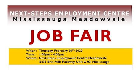 Job Fair - February 20th, 2020 tickets