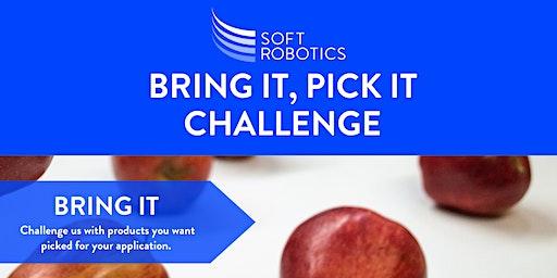 Bring It, Pick It Challenge