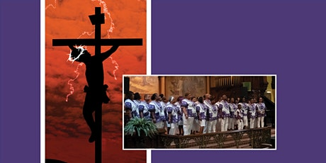 Choral Gospel Masterclass and Lenten Concert tickets