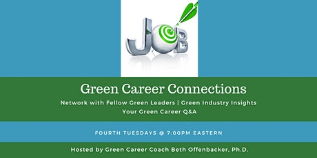 Green Career Connections: Sustainable Travel tickets