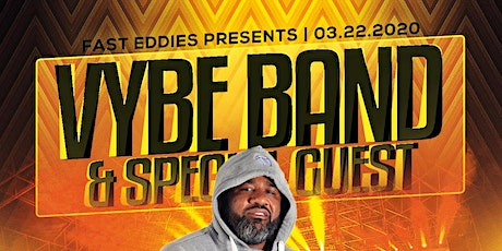 Ace's Birthday Bash featuring Vybe  & Special Guest along with DJ Frisco tickets