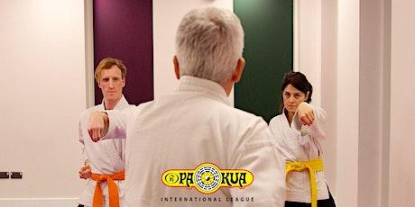 Beginner's Martial Art & Self-Defense tickets