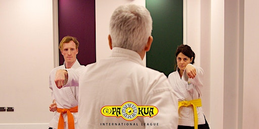 Beginner's Martial Art & Self-Defense