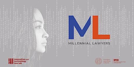 Millennial Lawyers: quali competenze per i giuristi di domani? biglietti