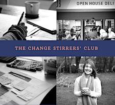 The Change Stirrers' Club logo