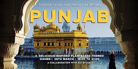 Supper Club: One Night in Vegan Punjab tickets