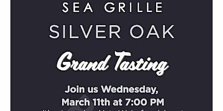 Silver Oak Grand Tasting Dinner tickets