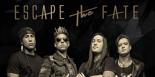 ESCAPE THE FATE with SISTER SALVATION at ONE CENTER SQUARE EASTON