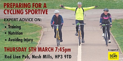 Preparing for a Cycling Sportive