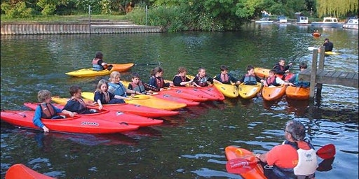 Sutton Scouts Water Activities Weekend 2020