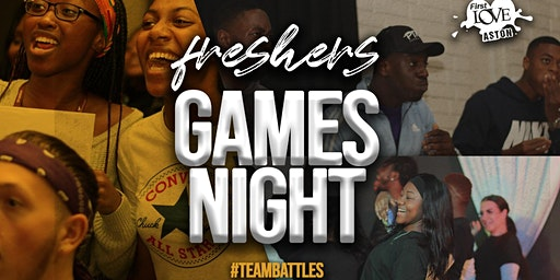 Freshers' Games Night