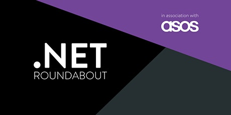 .Net Roundabout #1 in association with ASOS tickets