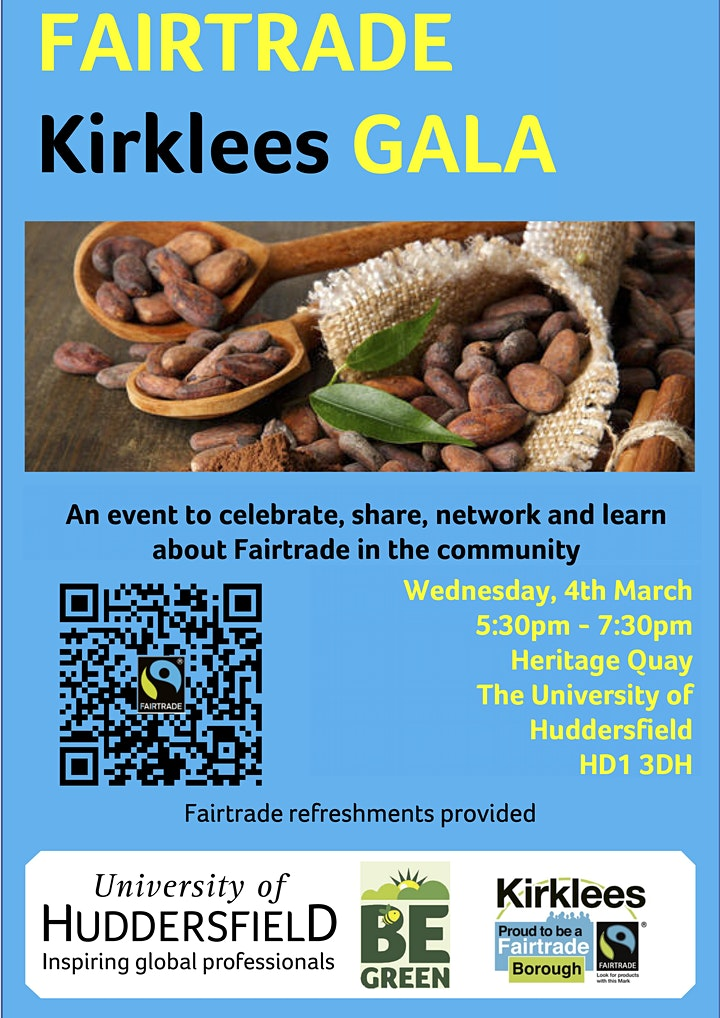 Fairtrade Kirklees Gala image