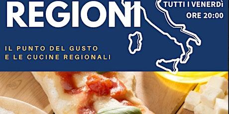Il Gusto della Cucina regionale biglietti