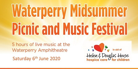 Waterperry Midsummer Picnic and Music Festival  tickets