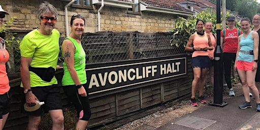 Bath to Avoncliff 8 or 16 Mile Run