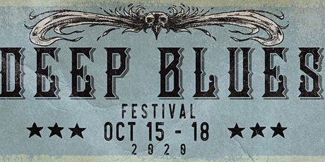 Deep Blues Festival 2020 tickets