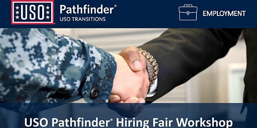 USO Pathfinder Hiring Fair Workshop