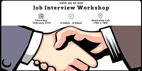 REMA x BCH: Job Interview Workshop tickets