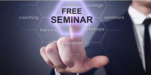 Free rental seminar (drinks and snacks included)!