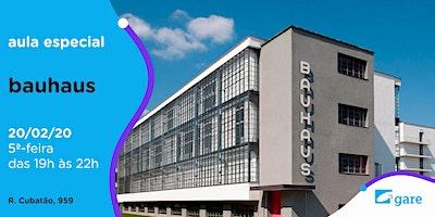 Aula Especial: Bauhaus