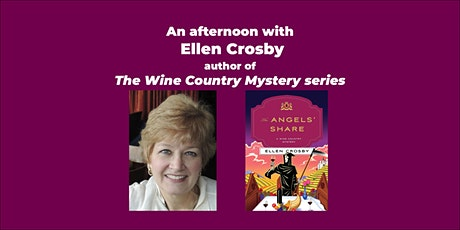Ellen Crosby: An afternoon with the author tickets